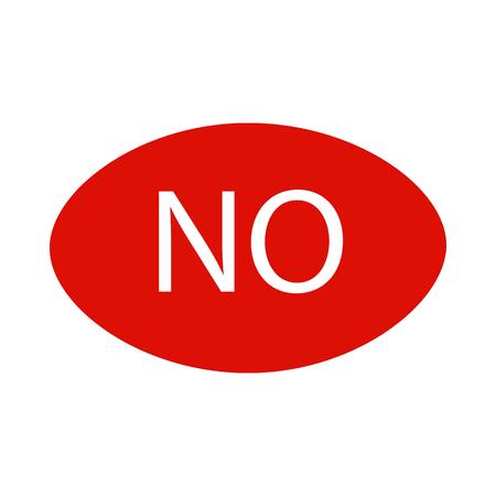 Stop icon. no sign