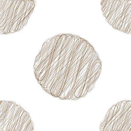 Patrón sin costuras. Textura de cuadrícula abstracta irregular con una dirección diagonal