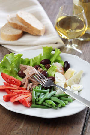 nicoise salad photo