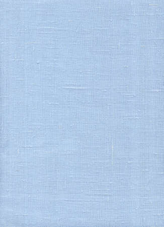 Blue linen texture Stock Photo - 9820316