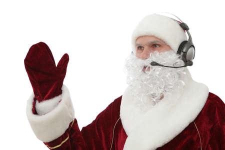 Santa Claus Call Center photo