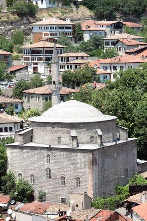 mehmet: Koprulu Mehmet Pasha Camii in Safranbolu in Safranbolu, Turkey Stock Photo