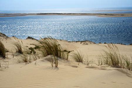 Dune du Pilat, Frankrijk is de hoogste duin van Europa