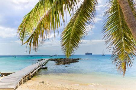 7 miles beach in Grand Cayman