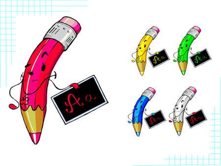 color pencils crayons