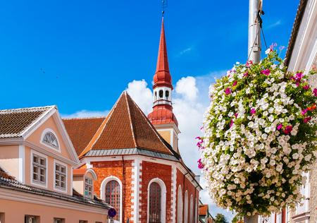 St Elizabeth Church in Parnu, Estonia