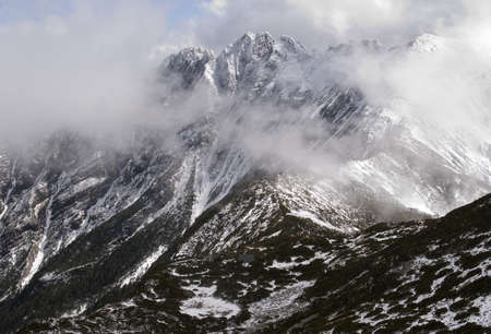 untitled key: It is the highest mountain in Taiwan and the eastsouth also.