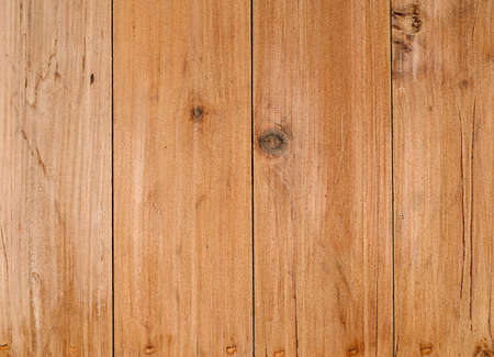 It is an old clear wood wall background. photo