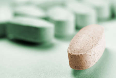 It is one pill stand out others. Stock Photo - 4716488