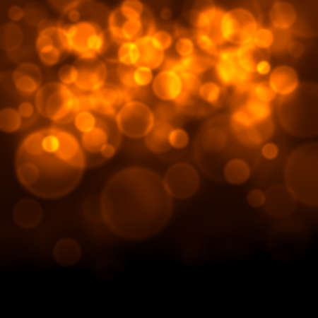 Abstract colored bokeh Background. photo