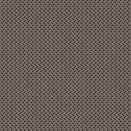 Background of metal diamond plate. Stock Photo - 20456343