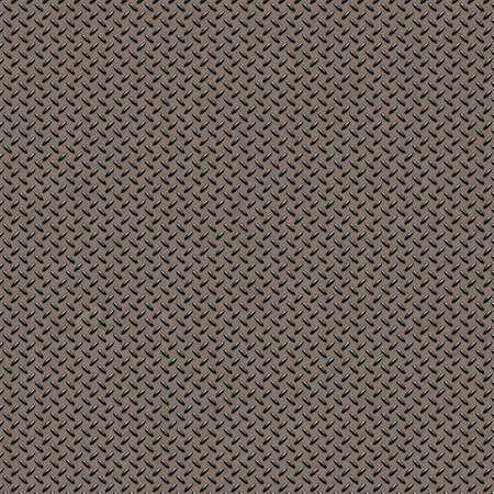 Background of metal diamond plate. Stock Photo - 20456343