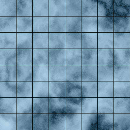 tillable: Marble texture background with grid lines. Stock Photo