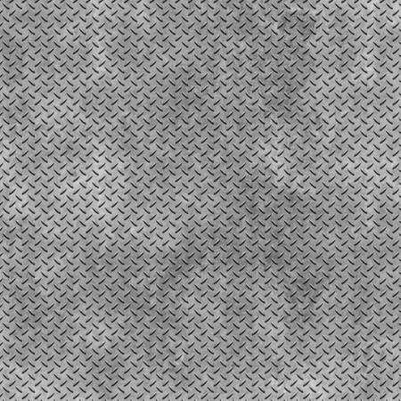 metal sheet: Background of metal diamond plate. Stock Photo