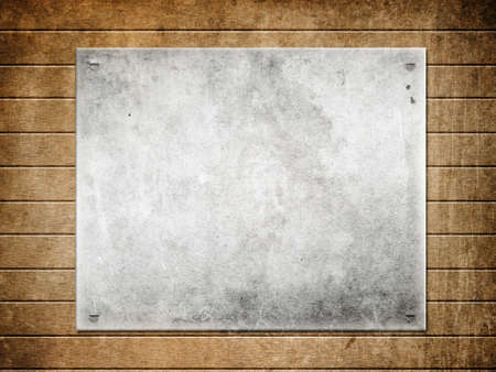 Metal textured grunge background with copyspace. Stock Photo - 21789225