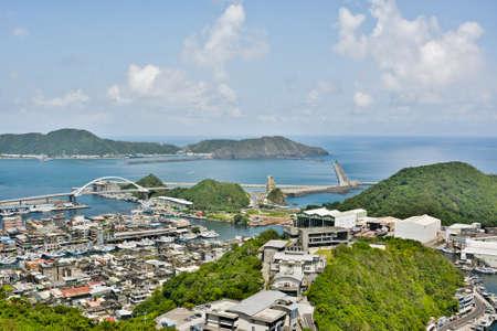 fishing village: Famous fishing port, Suao, Taiwan, East Asia.