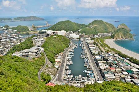 east asia: Famous fishing port, Suao, Taiwan, East Asia.