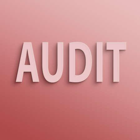 validity: texto en la pared o papel, la auditor�a