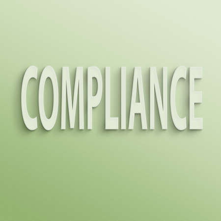 instruction sheet: text on the wall or paper, compliance