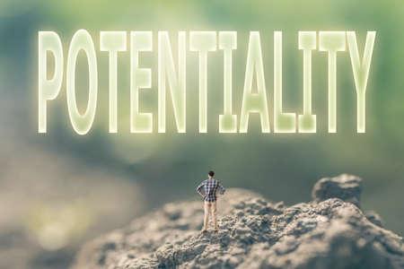 potentiality:
