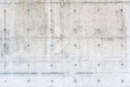 Sichtbeton Wand Hintergrund mit niemand Standard-Bild