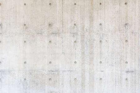 Exposed fond mur en béton avec personne
