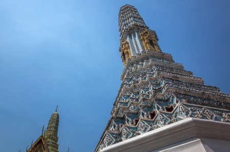 famous grade palace at Bangkok, Asia Editorial