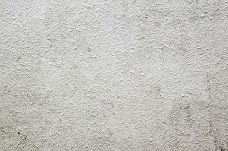 cement wall: gray white grunge cement wall Stock Photo