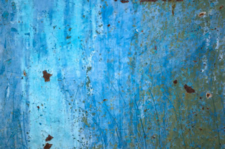 background of rusty metal dirty wall in grunge style Stock fotó