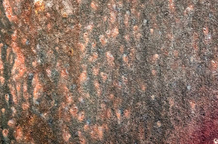 rusty metal texture background with dirty surface and stains
