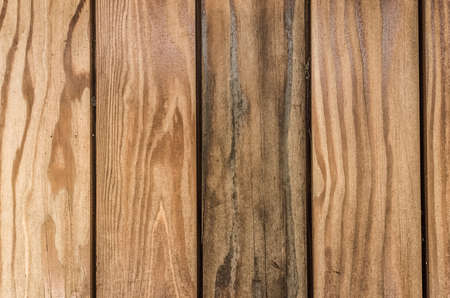 old and aged wooden textured background in brown Archivio Fotografico