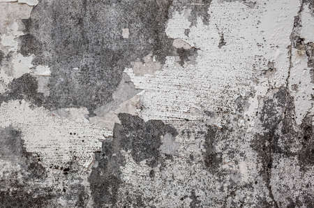 background of cement wall with oil cracked texture
