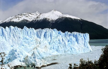 Glacier Perito Moreno photo