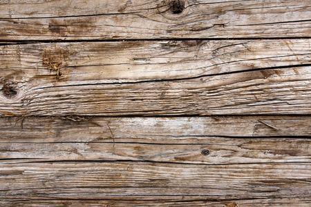 A rugged wood surface