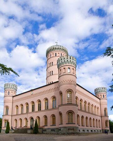 Castle Jagdschloss Granitz