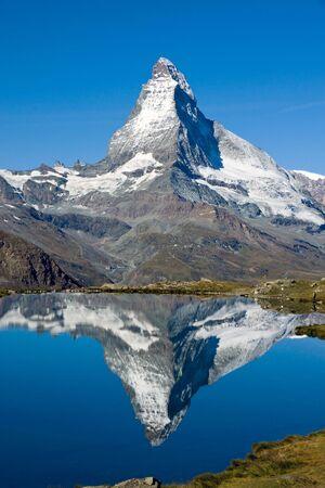 Doubled Matterhorn Imagens - 7783593