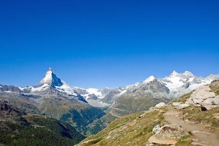 matterhorn: Matterhorn and Nadelhorn