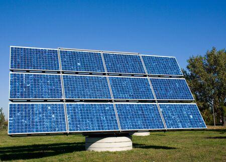 Solar panel Imagens - 8182531