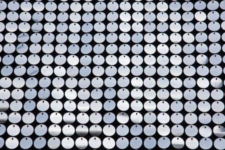 reflektion: Glittering circles Stock Photo