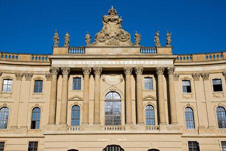 alte: Alte Bibliothek in Berlin