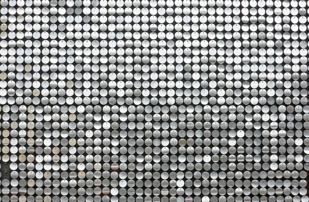 shine silver: Glittering background Stock Photo