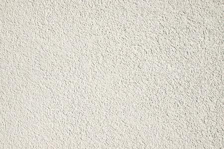 Weissputz Hintergrund Standard-Bild