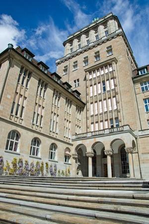 zurich: Zurichs famous University