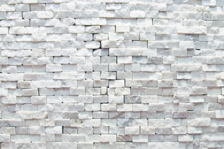 granit: White wall
