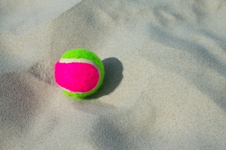 Ball at the Beach photo