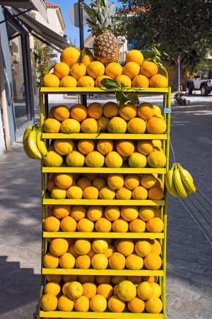 Oranges for sale Stock Photo - 16380588
