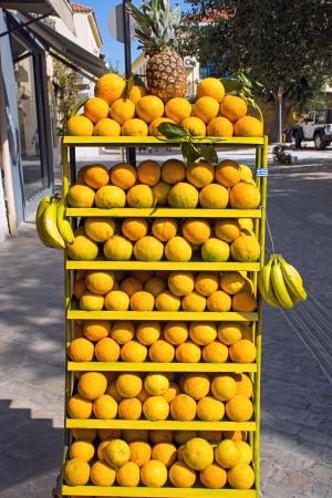 Oranges for sale Stock Photo - 16380588