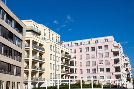 property berlin: Modern apartment houses