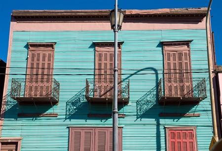 House in La Boca, Buenos Aires photo