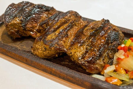 argentinean: Grilled argentinean steak
